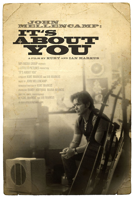Its About You Poster
