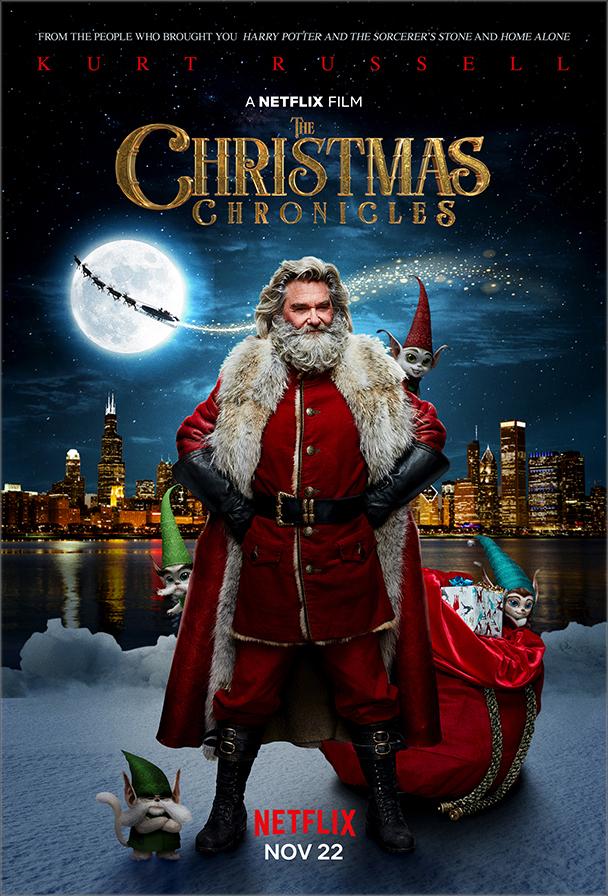 The Christmas Chronicles Poster.Christmas Chronicles Vodka Creative
